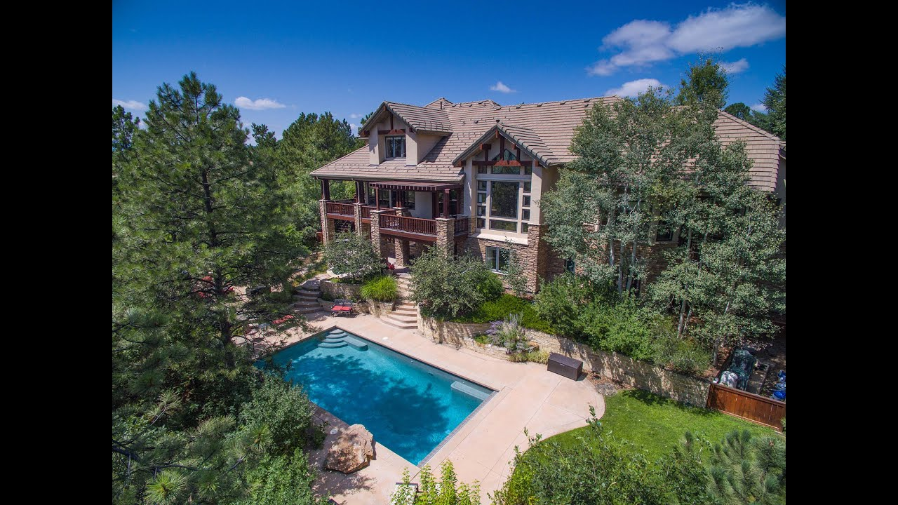 2701 castle pines dr n castle pines village colorado for Most expensive homes in colorado