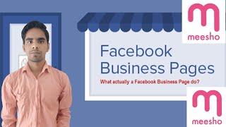 Facebook Sayfasında Meesho Ürün Paylaşmak İçin nasıl bir Düzen Ve Artış Gelir Büyümek ll