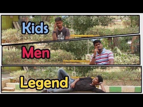 Kids vs Men vs Legends | Elements | Soma Banam