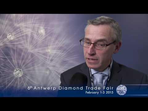 Antwerp Diamond Trade Fair 2014 INTERVIEW David Aardewerk