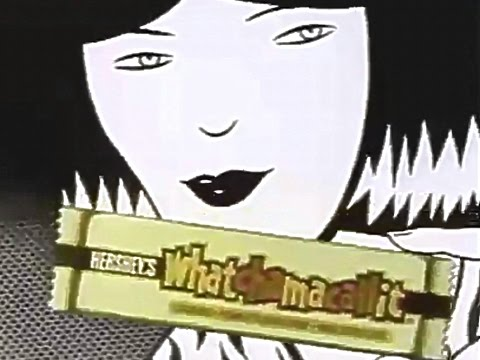 Hershey's Whatchamacallit Commercial HD