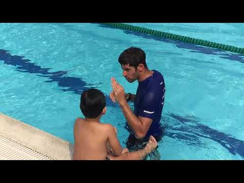Nathan's Assessment | Bangkok Swim Academy