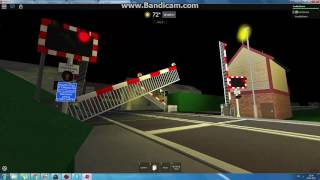 ROBLOX: Adventfield Level Crossing. All views.