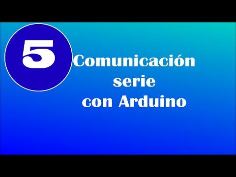 Comunicacion serie con arduino