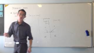 Solving Simple Trigonometric Equations