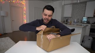 UNBOXING MY FAVORITE GIFT OF ALL TIME!