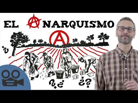 El anarquismo - Historia y evolución - IDEAL para estudiar