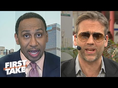 Stephen A. and Max Kellerman predict Super Bowl LIV | First Take