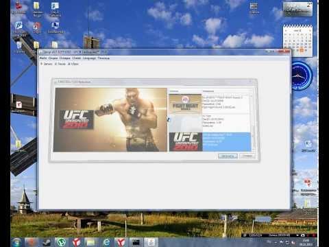 Как скачать UFC 2010 на PC.РАБОТАЕТ!!!!!