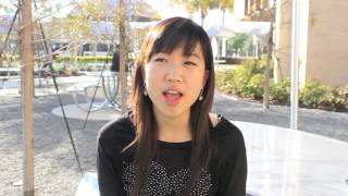 Into Usf Student Haerin Lee -korea-korean Language
