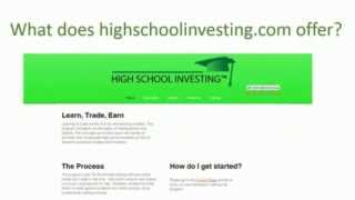 High School Investing