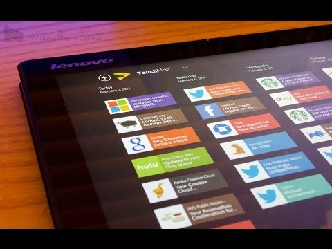 Check This Out: TouchMail - the sexiest email client to hit the Windows Store