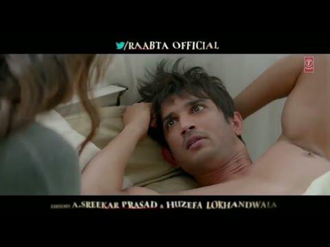 I Know ! Main cheez badi hu mast mast.. Raabta Hot comedy scene | Sushant singh & Kirti sanon