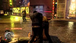 Sleeping Dogs gameplay - GeForce GT 525M