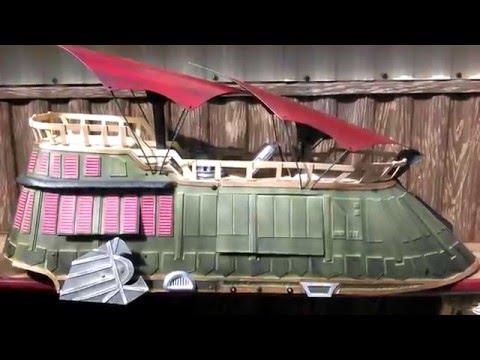 Bounty Hunter Sail Barge singapore mcrobo creations