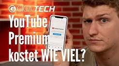 YouTube Premium: Deshalb solltet ihr den Dienst NICHT über die iOS-App buchen – GIGA.DE