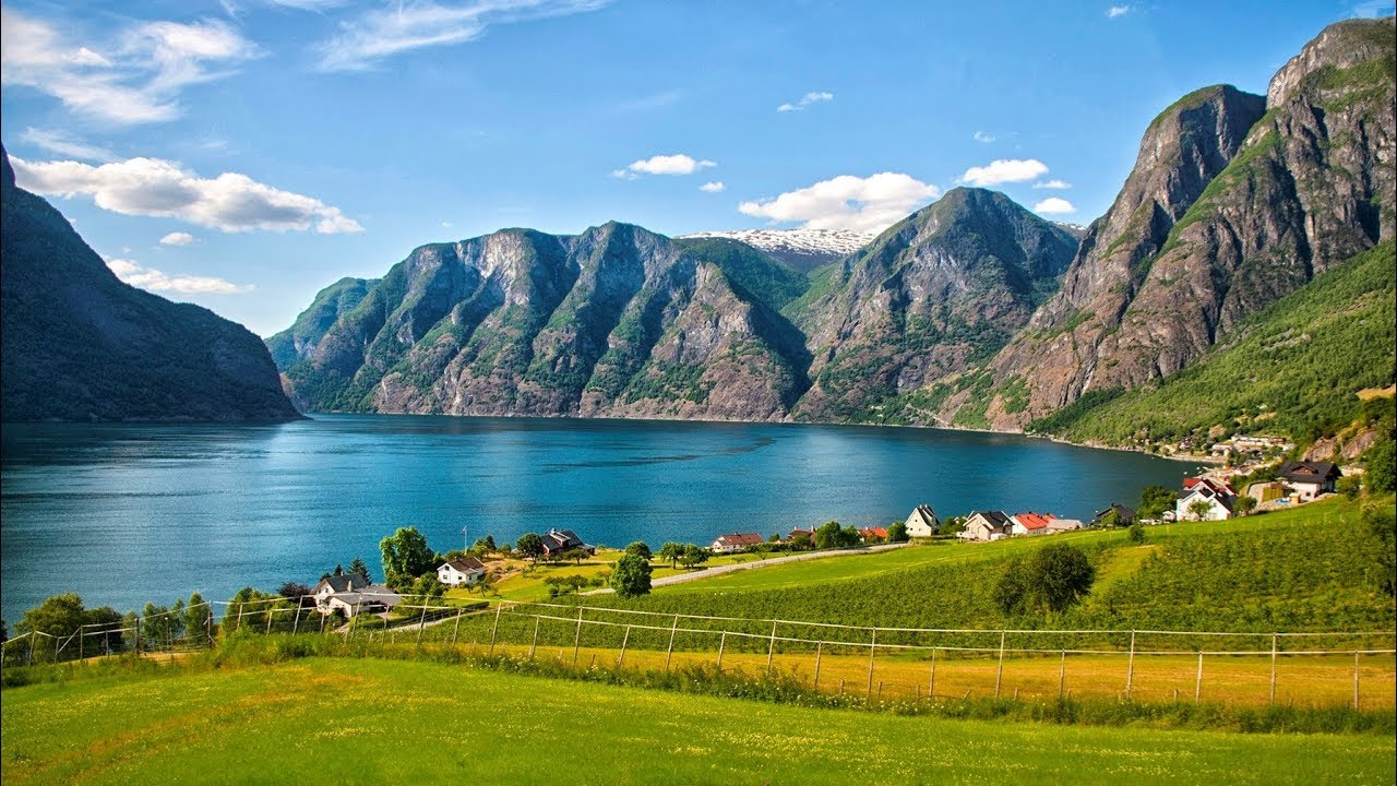 norway places fjord