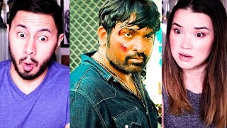 SINDHUBAADH | Vijay Sethupathi | Teaser Trailer Reaction!