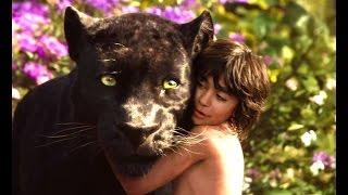 Лучшие фильмы для семейного просмотра - Книга джунглей 2016 Трейлер (The jungle book 2016)Trailer