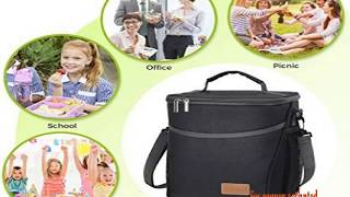 746daa7a3764 Lifewit Insulated Lunch Box Lunch Bag for Adults Women Men, Large ...