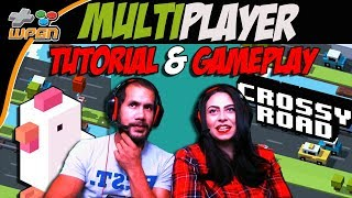 How To : Crossy Road Multiplayer Update Tutorial & Gameplay