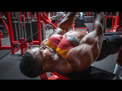 10 EXERCISES TO BUILD A BIG CHEST|WHICH CAN BE DONE ON CABLE MACHINE ONLY