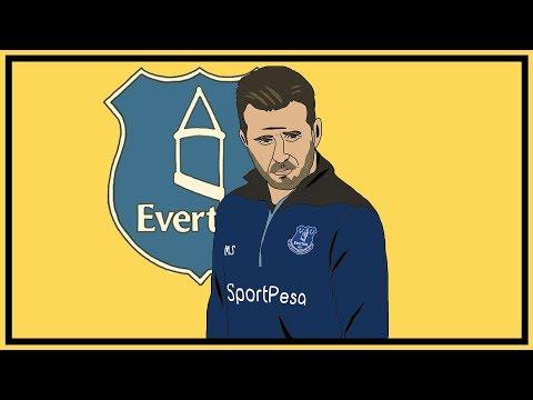 Everton Tactics Under Marco Silva