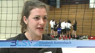 BLSV Oberbayern Portrait Elisabeth Kettenbach Volleyball