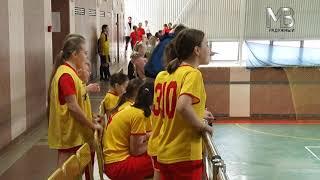 Первенство по мини футболу среди девочек