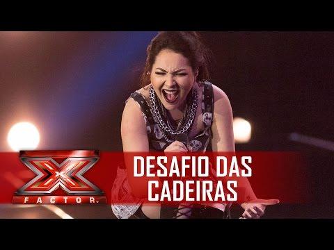 Naomi se garantiu com Guns N' Roses | X Factor BR