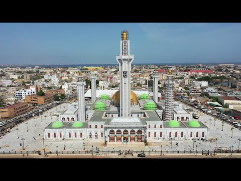 Senegal builds 'biggest mosque in West Africa' | AFP
