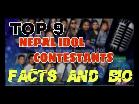 TOP 10 NEPAL IDOL CONTESTANTS || FACTS AND BIO!|| VIA TENZ NEPAL
