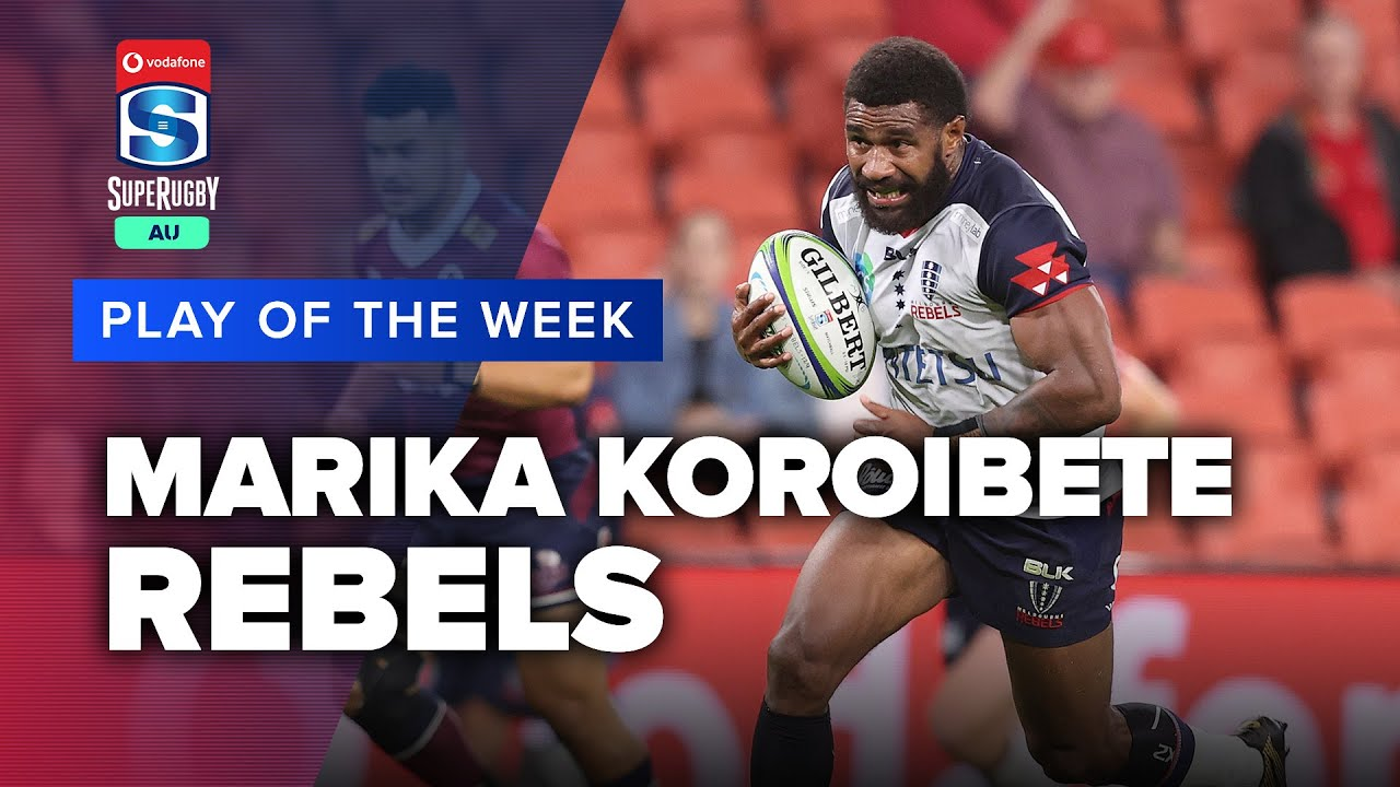 PLAY OF THE WEEK | Super Rugby AU QF