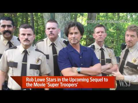 Rob Lowe on Playing an Afghanistan War Vet in the E.R.