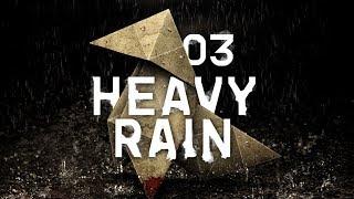 Heavy Rain (PL) #3 - Miejsce zbrodni (Gameplay PL / Zagrajmy w)