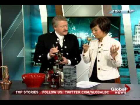 $50,000 scotch tasting with Sophie Lui