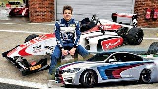 SPORTSCAR VS RACING CAR!!
