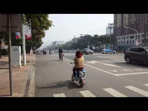 Visiting Xingtai, China.
