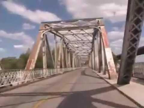 Uruguay Puente Santa Lucia Y La Vieja Ruta 1