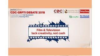 Film & Television Lack Creativity, Not Cash - a debate