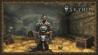TES 5: Skyrim #Dragonborn - Как найти броню Смертельной Метки