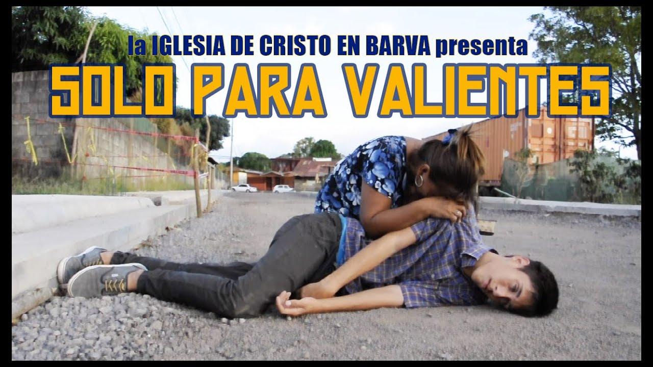 """Ver PELÍCULA CRISTIANA – """"Sólo Para Valientes"""" en Español"""