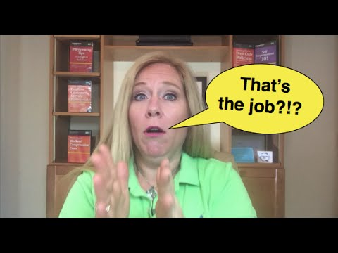Disgusting Jobs | Worst Job Ever | How to Interview | Land Your Dream Job | Job Search | Job Seeker