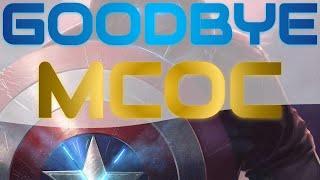 Goodbye MCOC