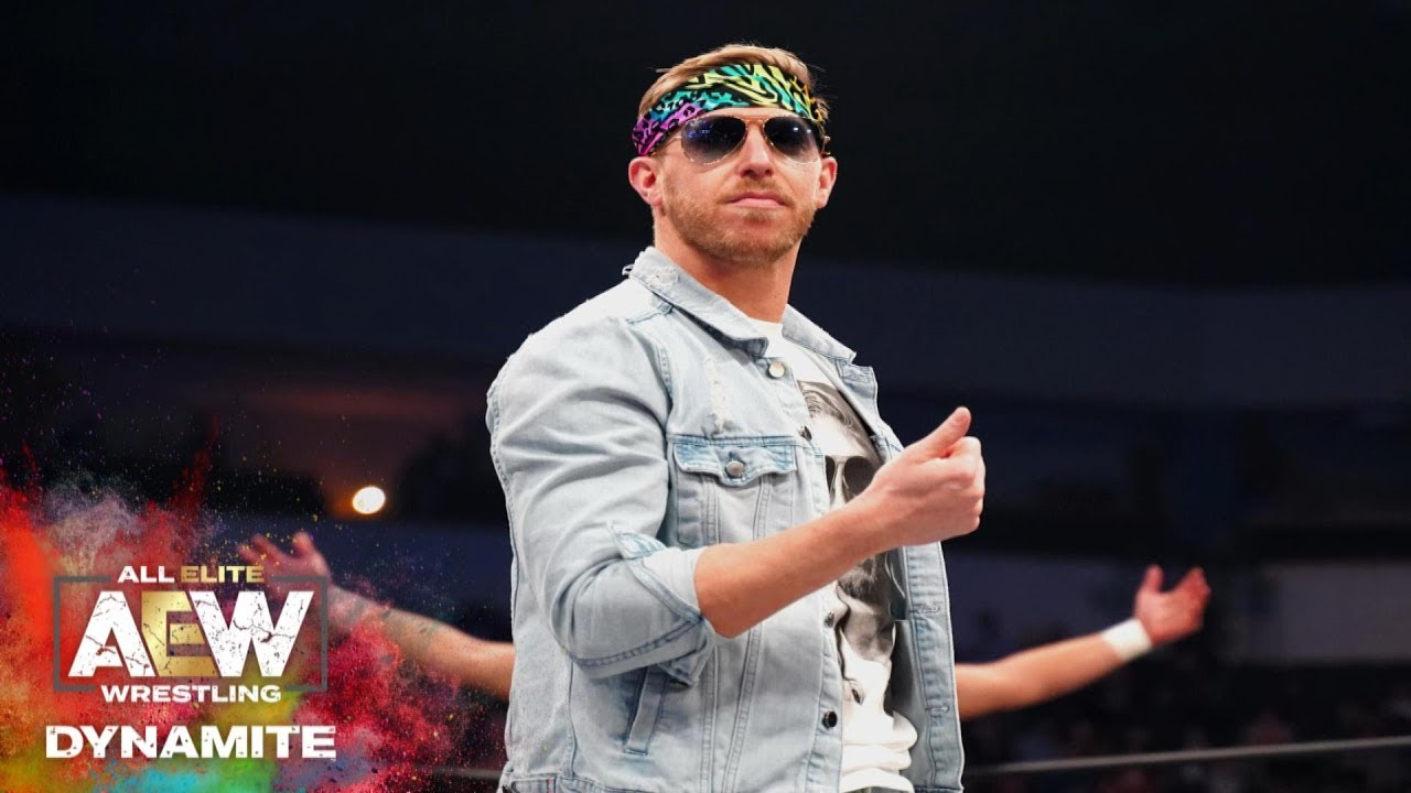 THE YOUNG BUCKS AND ORANGE CASSIDY GO TO WAR | AEW DYNAMITE 2/12/20, AUSTIN