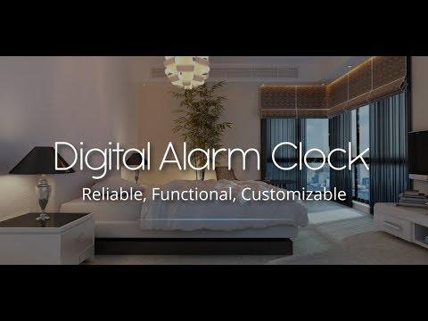 Digital Alarm Clock - Apps on Google Play