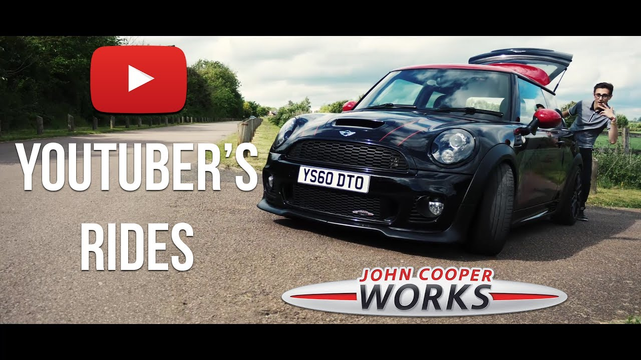 Deanabeans R56 Mini Jcw Feature And Review Youtubers Rides