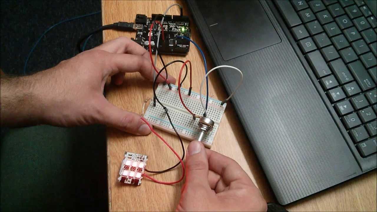 Jerome Bernard: RGB Led Strip controlled by an Arduino