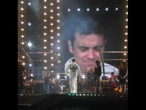 Robbie Williams - One Of God's Better People - Slide