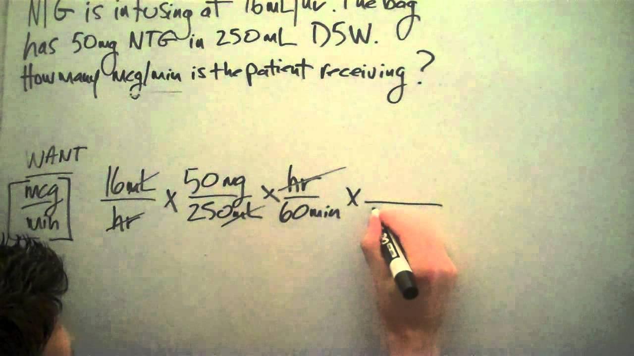 Medical Math For Nurses Broward College Ntg